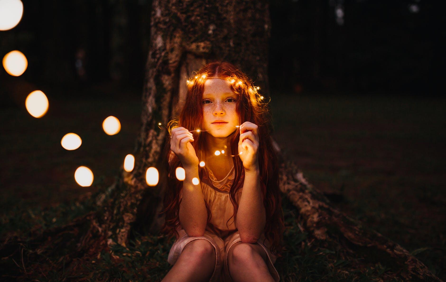 adorable beautiful blur bokeh